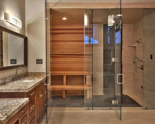 75 Trendy Contemporary Salt Lake City Sauna Design Ideas - Pictures ...