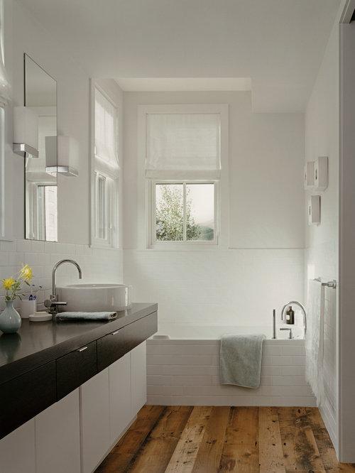 Vintage floors home design ideas pictures remodel and decor - Interieur eclectique grove design ...