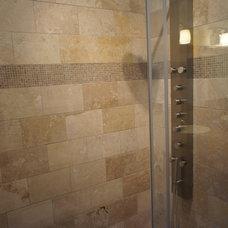 Contemporary Bathroom by Phoenix Property Resurrections