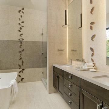 Mountain Majestic - Bathroom