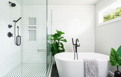 The 10 Most Popular New Bathrooms Right Now