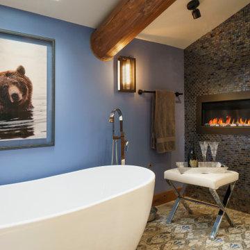 Mountain Modern Ranch Panel Home