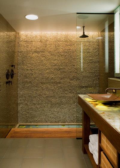 Asian Bathroom By The Libman Group Llc