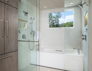 Mountain Spa Master Bath for Her