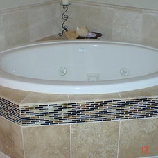 Traditional Bathroom by Boerne Kitchens and Baths