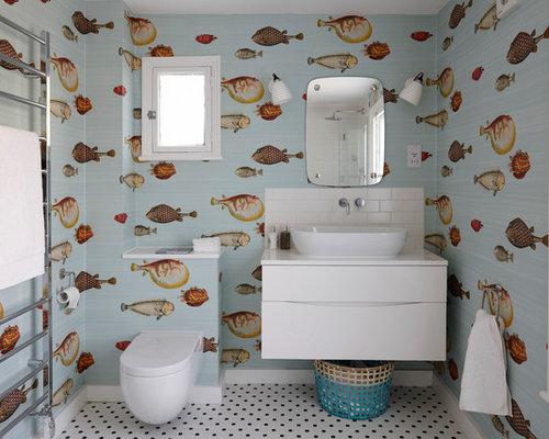 Best Bathroom Wallpaper Design Ideas Remodel Pictures – Best Bathroom Wallpaper