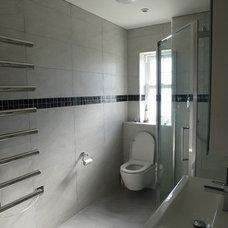 Modern Bathroom by Daman of Witham