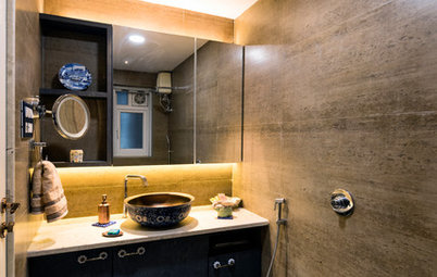 11 Compact City Bathrooms Wow With Clever Design Solutions