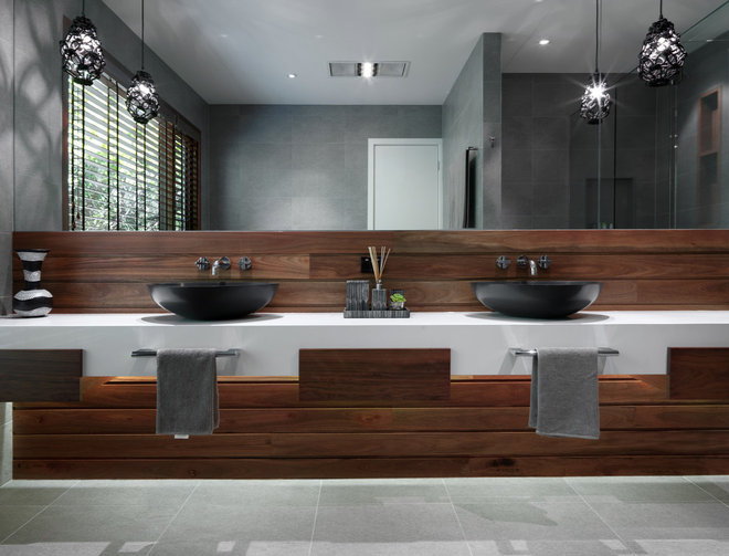 Contemporary Bathroom by apaiser