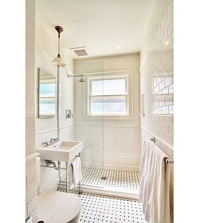 Craftsman Bathroom by Hoedemaker Pfeiffer