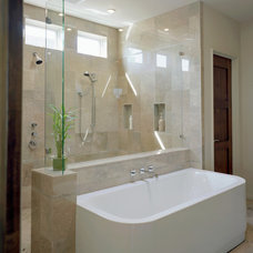 Contemporary Bathroom by McKinney York Architects