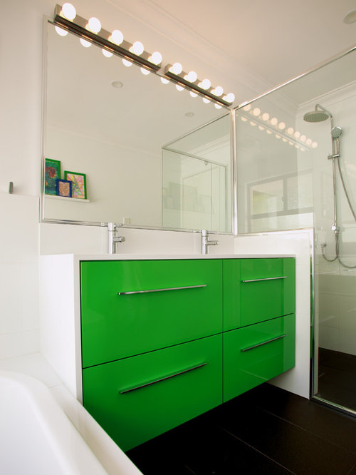 Awesome One Bathroom  Modern  Bathroom Vanity Units Amp Sink Cabinets  Perth