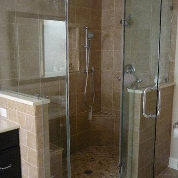 Mt Laurel Master Bathroom