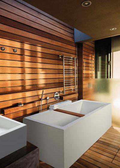 Asiatisch Badezimmer by Hajoca Greensboro