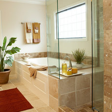 Traditional Bathroom by Baugher, Inc.