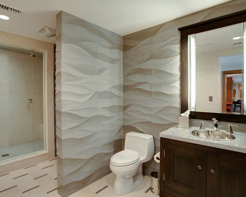 Textured Bathroom Walls By FCP Ceramics _. SaveEmail