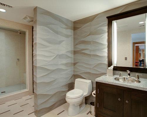 Wave Tile Houzz