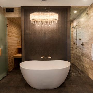 Mukilteo Master Bath Remodel
