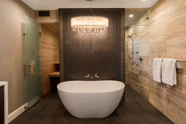 Photo Flip: 72 Tubs That Elevate the Bathroom