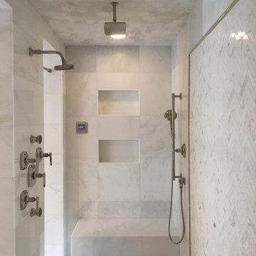 Multi functional Steam shower