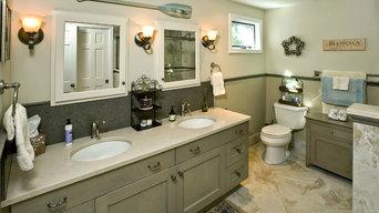 Multi-room Remodel: Kitchen, Bathroom, Master Bath, Master Bedroom