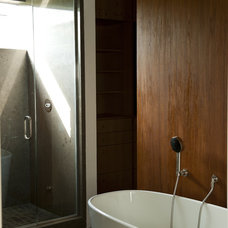 Contemporary Bathroom by Workshop M Architecture