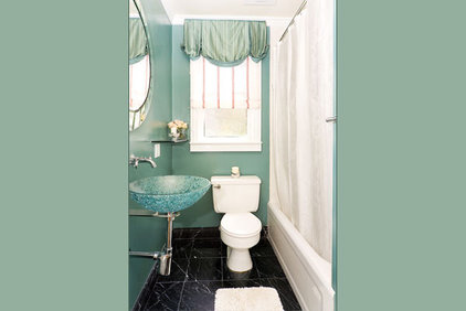 Contemporary Bathroom by MW Interiors