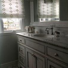 Traditional Bathroom by tumbleweed and dandelion.com