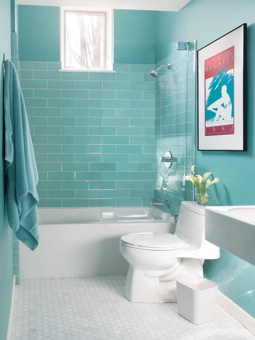 Bathroom With An Alcove Tub Ideas Designs Amp Remodel