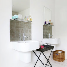 Eclectic Bathroom by House of Locations