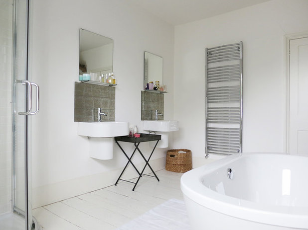 Eclectic Bathroom by Mad About Your House