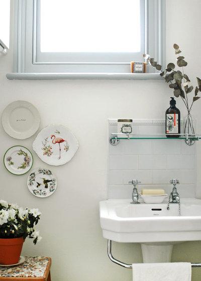 エクレクティック 浴室 by Patchwork Harmony