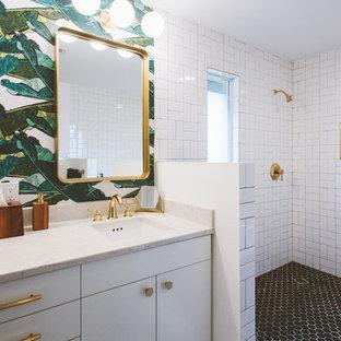 Stilmix Badezimmer in Austin