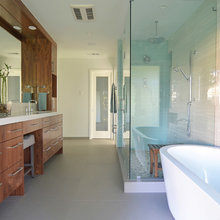 My Houzz: A Midcentury Remodel and New Master Bath in Dallas