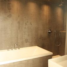 Contemporary Bathroom by Holly Marder