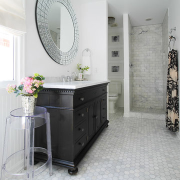 My Houzz: Art and Fashion Inspire in a Downtown Family Home