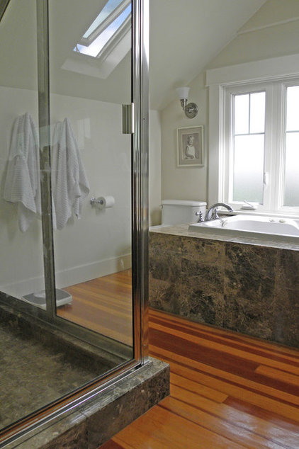 contemporary bathroom by Sarah Greenman