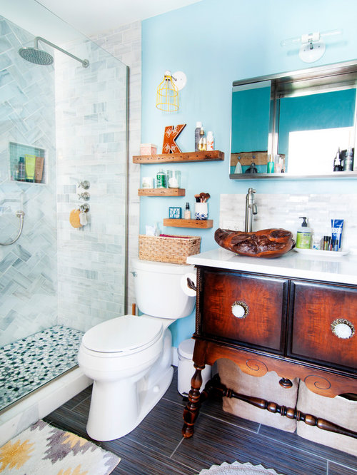 Fixer Upper Bathroom Design Ideas Remodels Photos
