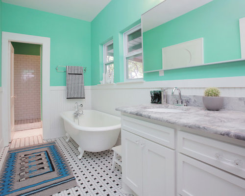 Teen bathroom houzz for Teen bathroom pictures