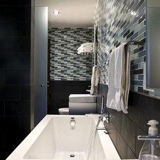 Contemporary Bathroom by Cynthia Lynn Photography