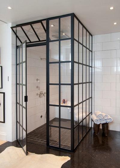 Contemporary Bathroom by Adrienne DeRosa