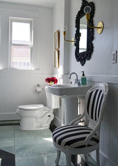 Victorian Bathroom by Sarah Greenman