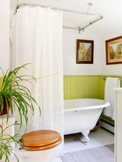 Ideas para cuartos de ba o fotos de cuartos de ba o - Banos con suelo de madera ...