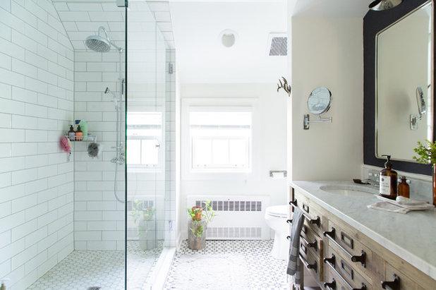 Country Bathroom by Rachel Loewen Photography