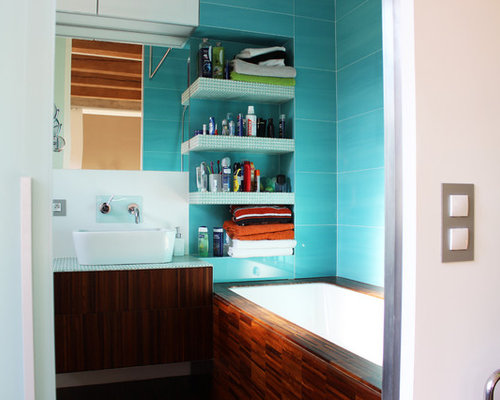 Turquoise Decorating Ideas For Apartments Bathrooms: Turquoise Bathroom