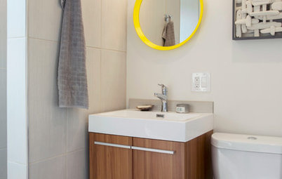 4 Perfect Cabinet Designs for Tiny Bathrooms