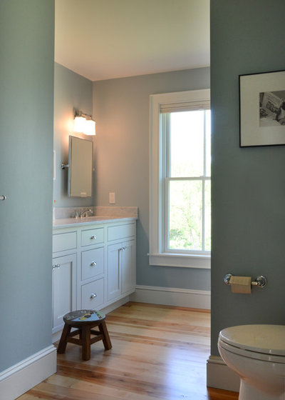 My Houzz Classic Style And Colors In A Vermont Family Home
