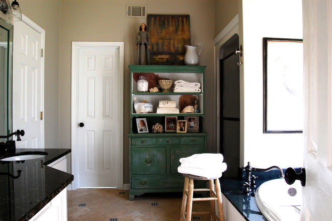 My Houzz French Country Meets Southern Farmhouse Style In Georgia