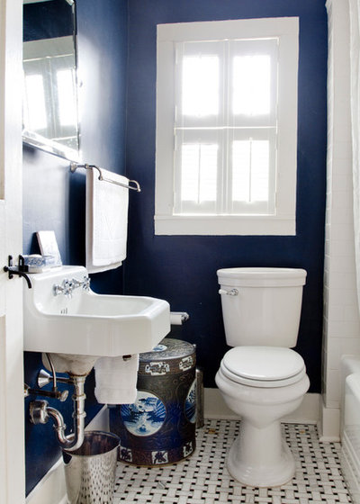 Fabulous Farmhouse Bathroom by Rikki Snyder