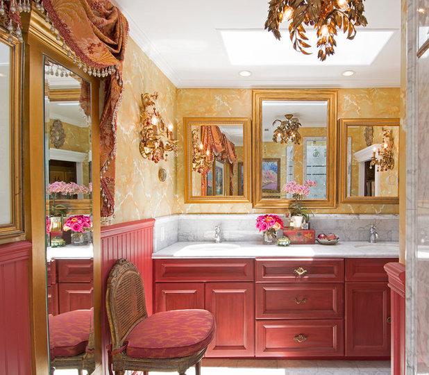 Marvelous Victorian Bathroom by Carolyn Reyes